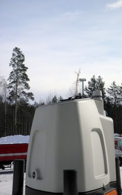ZephIR installed with TuuliSaimaa in Finland