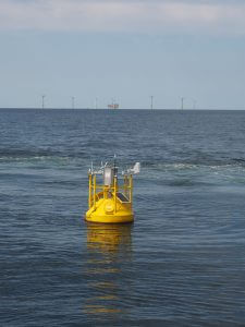 Fraunhofer IWES Floating Lidar Buoy with ZephIR 300