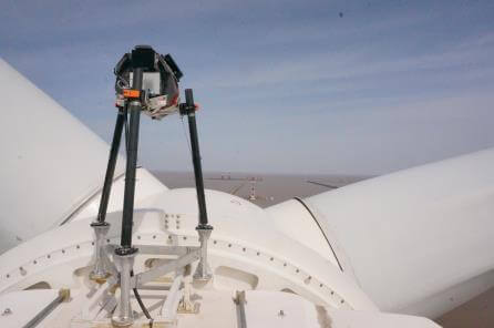 Goldwind installs ZephIR DM on 6MW turbine