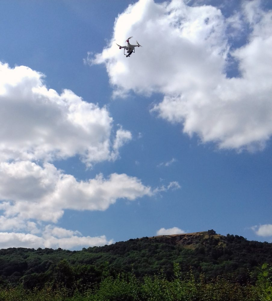 World-first Drone Wind Lidar by ZX Lidars